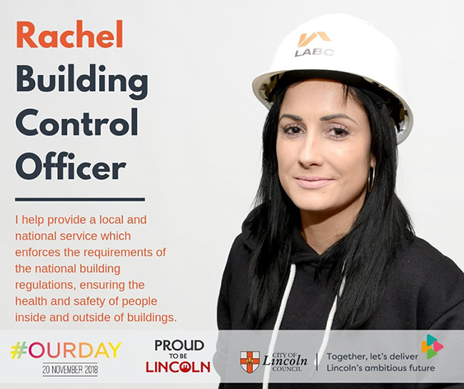 Rachel Casey - Building Control Officer